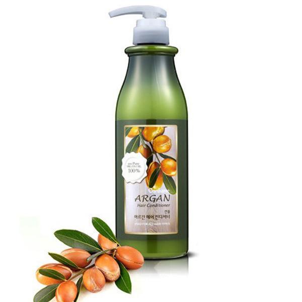 Кондиционер для волос с аргановым маслом Welcos Confume Argan 750мл