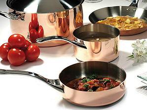 Как ухаживать за медной посудой