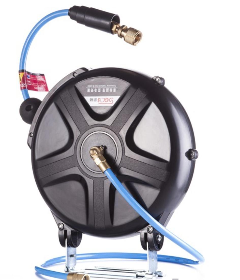 Водяной шланг на катушке SGCB Water hose reel 8,0*12.0мм*10м