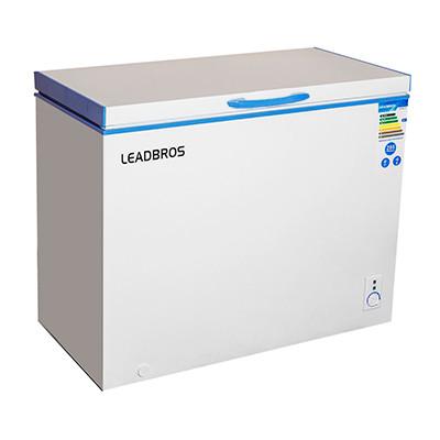 Морозильный ларь Leadbros с глухой крышкой BC/BD-400AT