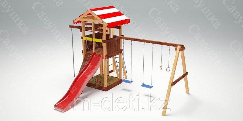 Детская площадка Савушка - 8