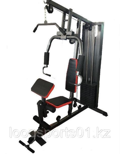 Многофункциональный силовой тренажер атлетический комплекс GF-1240