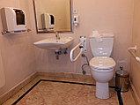 Откидные поручни для санузла и ванной, фото 3