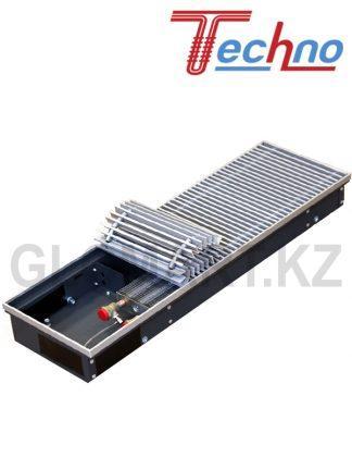 Водяной внутрипольный конвектор Techno KVZ 250*85*2200 (Техно)