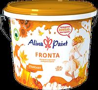 """Краска акриловая, фасадная, моющаяся ALINA PAINT """"FRONTA"""" 45 кг"""