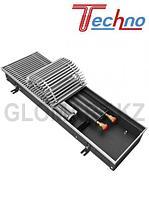 Конвекторы отопления Techno KVZV 250*85*1600 с вент. (Техно)