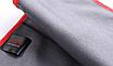 Микрофибра для протирки стекол SGCB Glass Microfiber Towel 40*40см 300 г/м2 серая, фото 3
