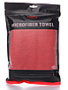Микрофибра для располировки составов SGCB Miracle Cobra Towel 40*60см 380 г/м2 красная, фото 3