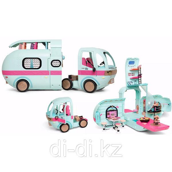 LOL Surprise Автобус с куклой
