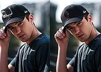 Бейсболка-крепление Smatree SH-002 для GoPro Hero 5/6/7, SJCAM SJ4000/6/7/8, XIAOMI YI/YI2 4K