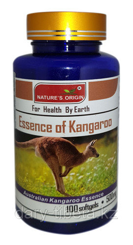 Капсулы Вытяжка кенгуру (для мужчин ) - Essence of Kangaroo