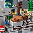 21155 Lego Minecraft Шахта крипера (уценка), фото 8