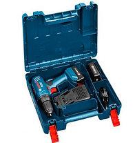 Аккумуляторная дрель-шуруповерт Bosch GSR 1440-LI Professional (2 акк 1,5 Ач) в кейсе (06019A8407), фото 3