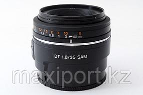 Объектив SAL35F18 SAM на Sony