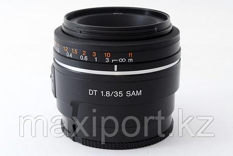 Объектив SAL35F18 SAM на Sony, фото 2