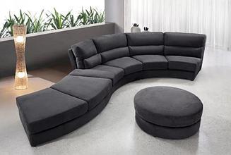 Дизайнерский диван Волна D-21