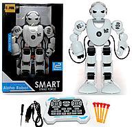 Робот радиоуправляемый Smart Strike Force Alpha Robot