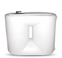 БК 1000/Бак кубический белый 1000 л.