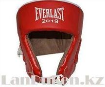 """Боксёрский шлем  """"Everlast"""" Красного цвета"""