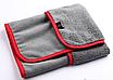 Микрофибра для располировки составов SGCB Miracle Cobra Towel 40*60см 380 г/м2 серая, фото 2