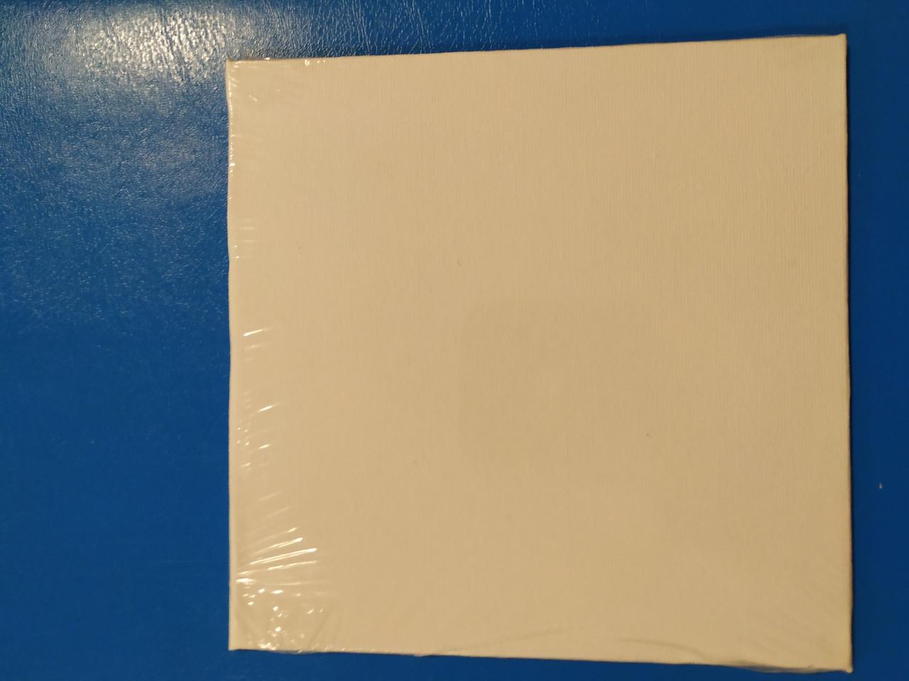 Холст грунтованный на картоне, 15х15 см, Алматы