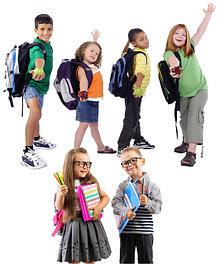 Рюкзаки для 1-4 класса и для детского сада.