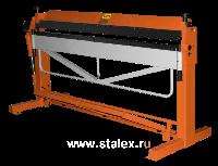 Станки листогибочные сегментные ручные STALEX PBB 2020/1.2