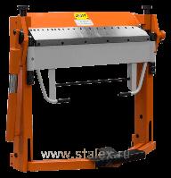 Станок сегментный листогибочный ручной STALEX PBB 1020/2.5