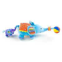 BIBA TOYS Развивающая игрушка СЛОНИК 36*36*36 см