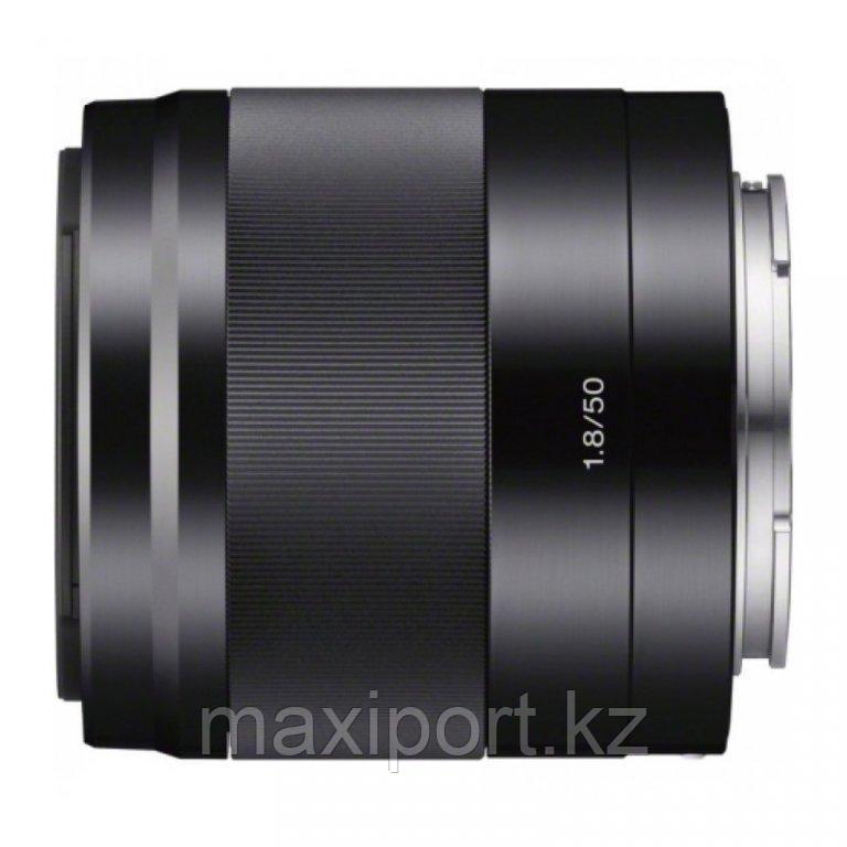 Объектив E 50 мм/F1.8 OSS (SEL50F18B.AE) на Sony