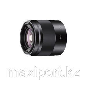Объектив E 50 мм/F1.8 OSS (SEL50F18B.AE) на Sony, фото 2
