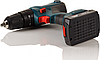 Аккумуляторная ударная дрель-шуруповерт Bosch GSB 180-LI Professional (2 акк. 1.5 Ач), фото 2