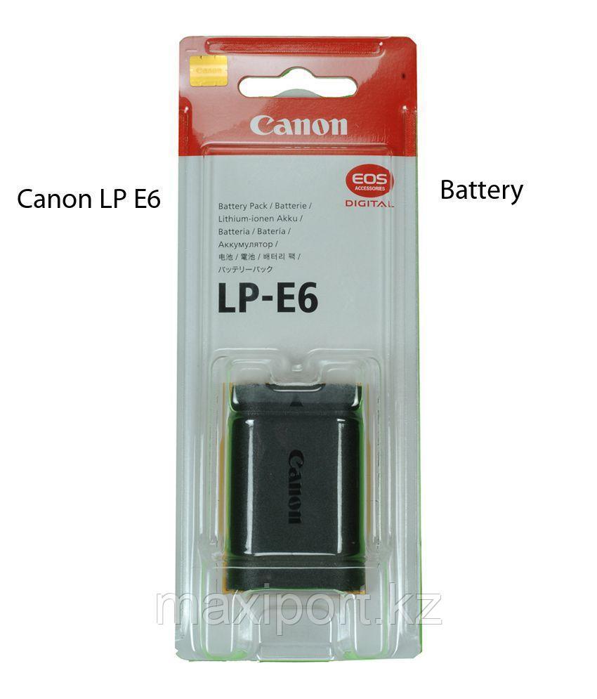 Canon LP-E6