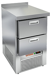 Стол морозильный HICOLD GNE 2/BT (внутренний агрегат)