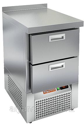Стол морозильный HICOLD GNE 2/BT (внутренний агрегат), фото 2
