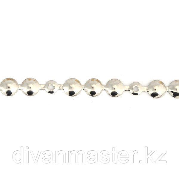 Гвоздевая лента 11 мм, никель - 10 метров, Турция