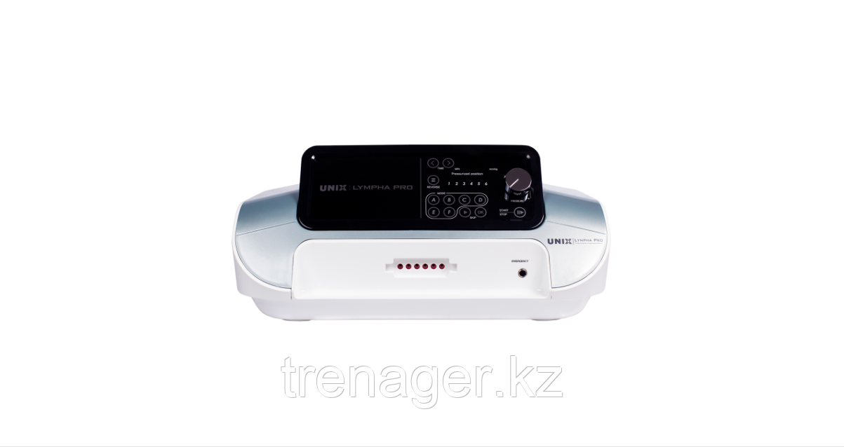 Аппарат для прессотерапии и лимфодренажа UNIX Lympha PRO 2 комплект с ботфортами