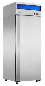Шкаф холодильный Abat ШХс-0,7-01 нерж., фото 2