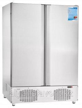Шкаф холодильный Abat ШХс-1,4-03 нерж. (нижний агрегат)