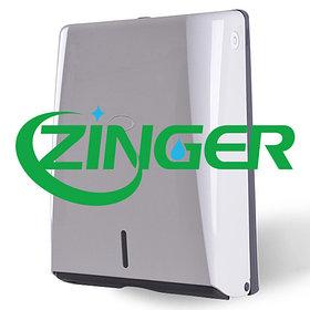 Диспенсер для бумажных полотенец  ZINGER ZG-1301