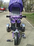 Детский трехколесный велосипед Funny Trike LIANJOY A48 , фото 8