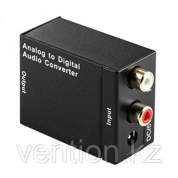 Конвертер с аналогового аудио сигнала на цифровой A2D