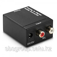 Конвертер с аналогового аудио сигнала на цифровой A2D, фото 3