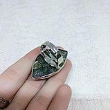 Кольцо с лабрадором, 38х20мм, фото 3