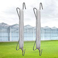 Крючок со шпагатом УФ защита намотка любая  от 10 до 16 метров