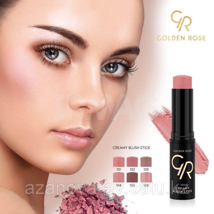 Румяна «GOLDEN ROSE» CREAMY BLUSH STICK