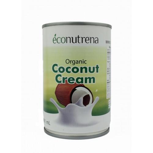 Сливки кокосовые органические, 400 мл