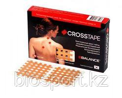 Кросс тейпы, BB Cross Tape 2,8 см x 3,6 см, размер B