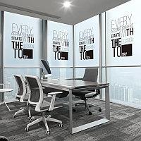 Тонирование стекол бизнес-центров