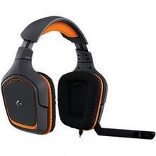 LOGITECH 981-000627 G231 Prodigy Gaming Headset